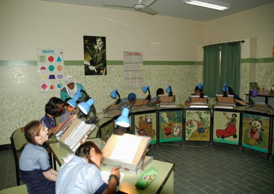 Low vision Classroom1